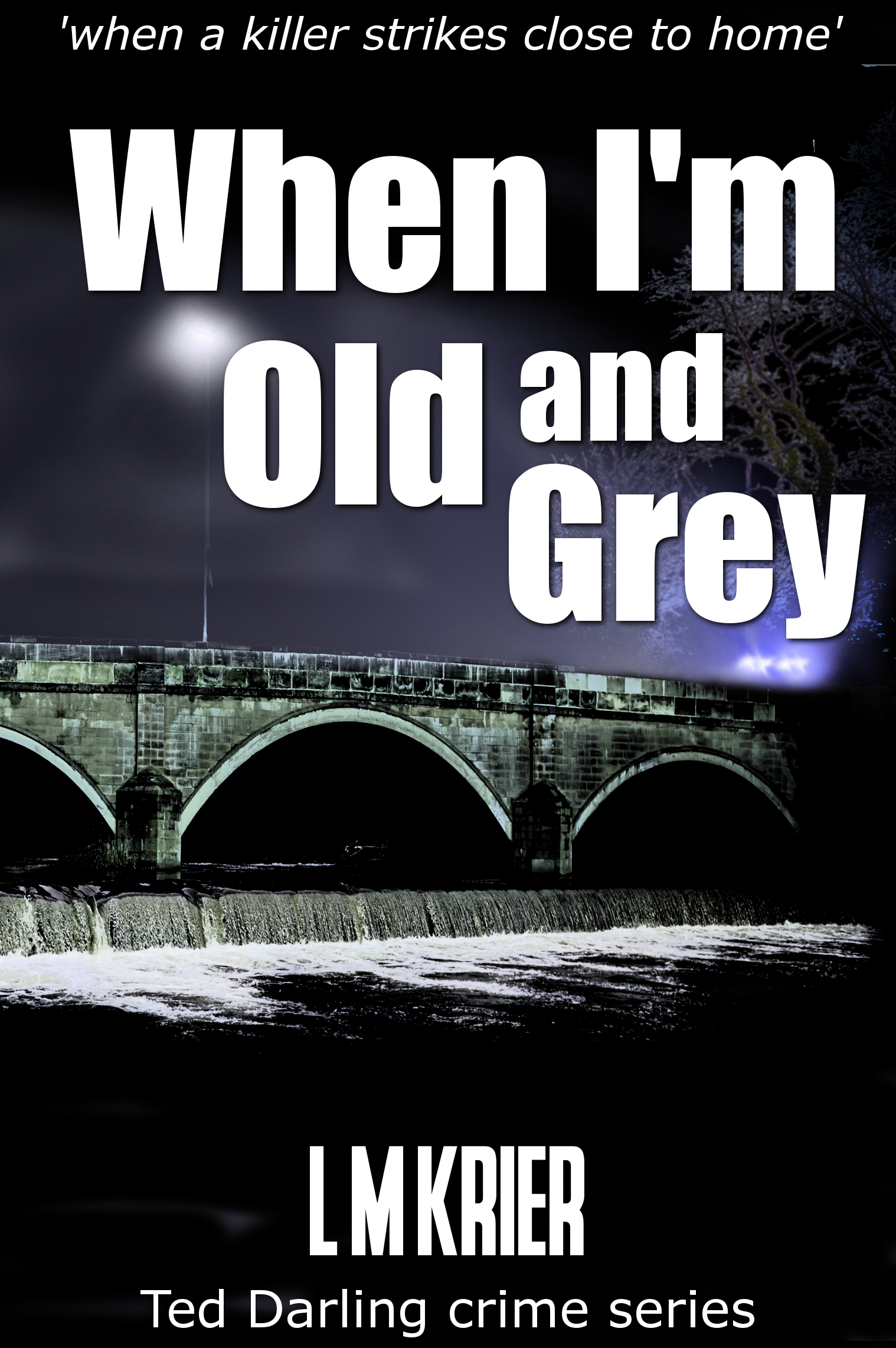 Ted Darling Crime Series - 04 - When I'm Old and Grey