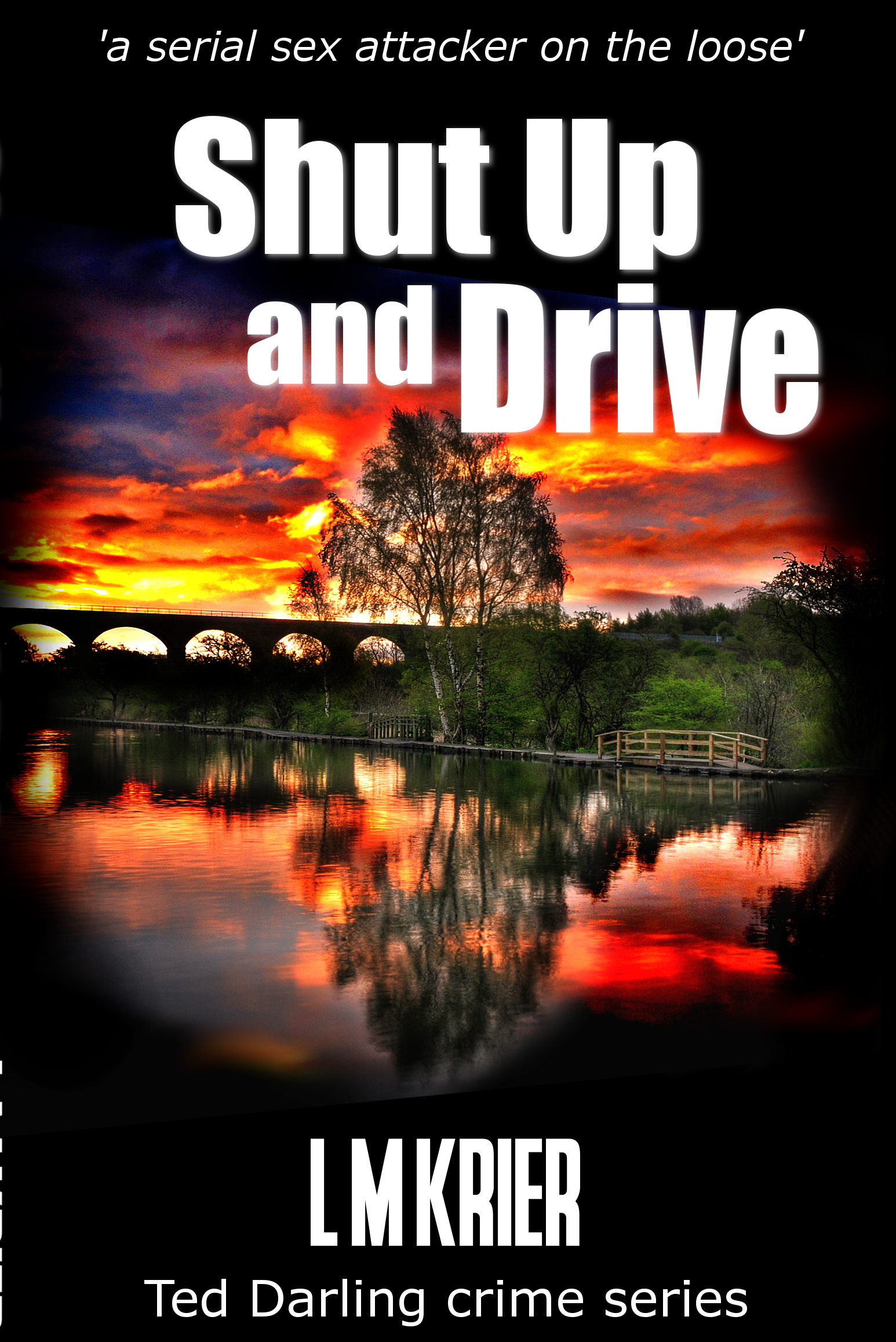 Ted Darling Crime Series - 05 - Shut Up and Drive