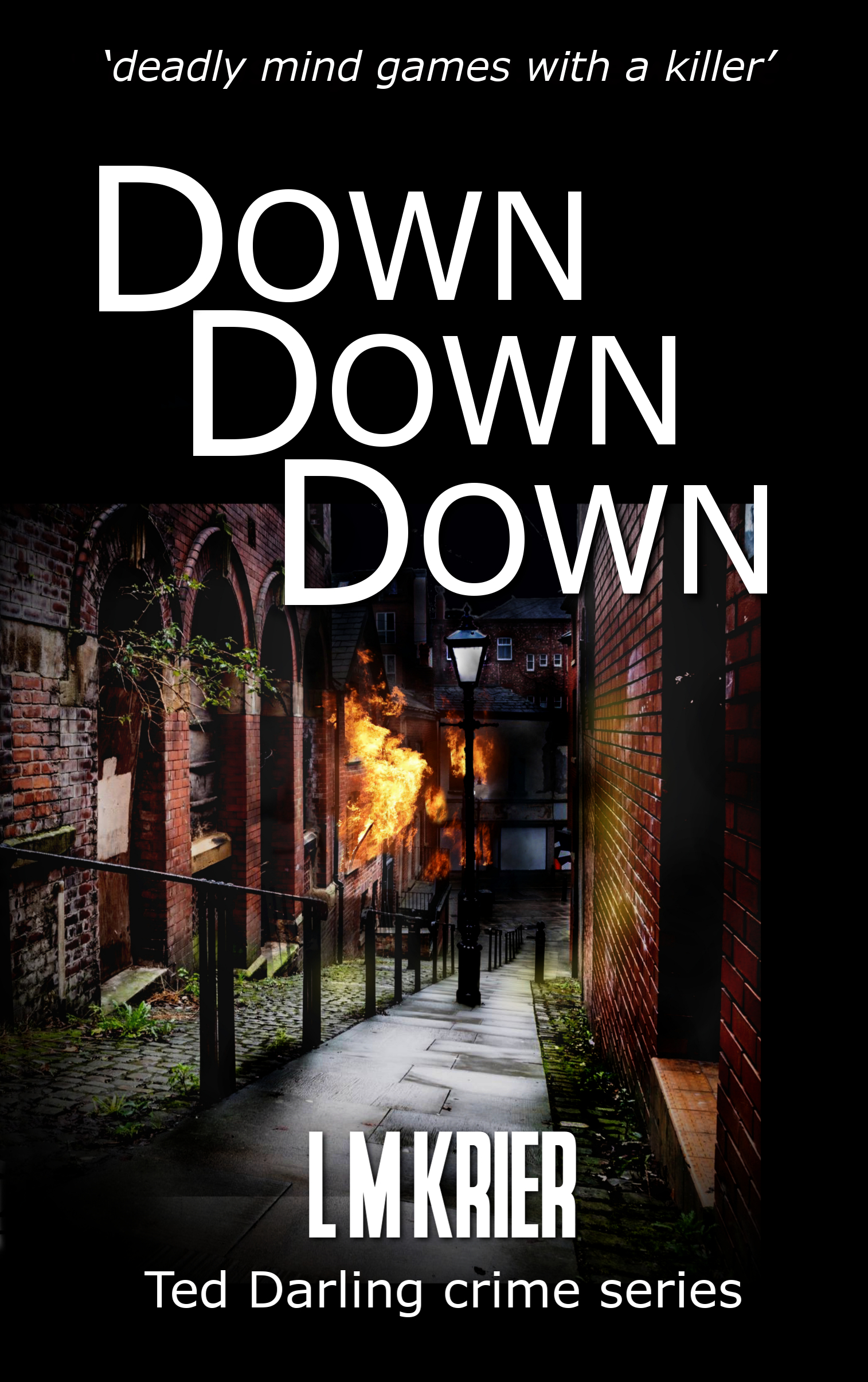 Ted Darling Crime Series - 13 - Down Down Down