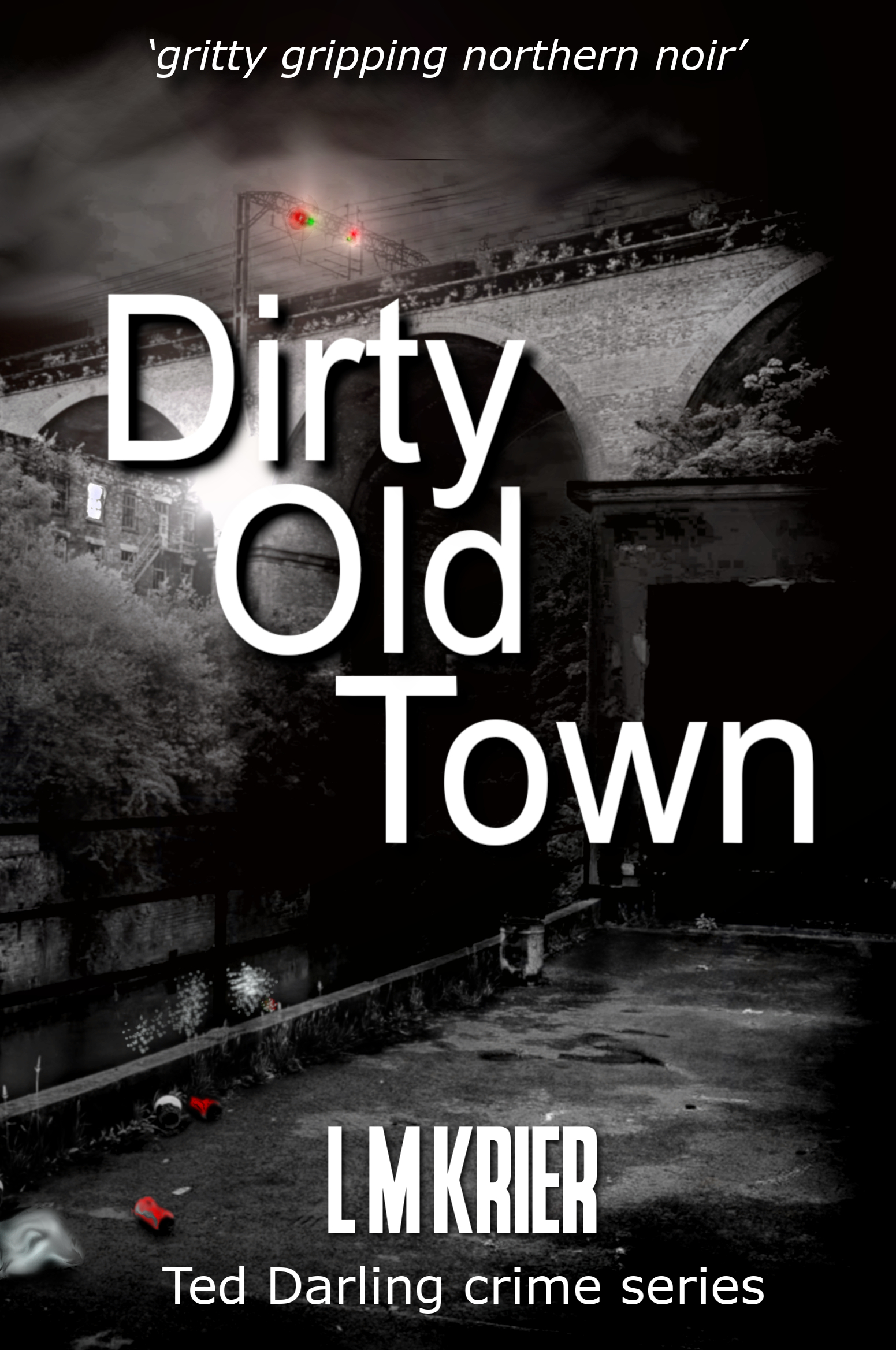 Ted-Darling-Crime-Series-Dirty-Old-Town#1-kindle